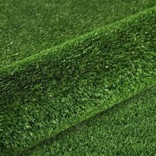 Artificial Grass 20 SQM Synthetic Artificial Turf Flooring 15mm Olive