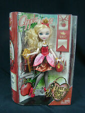 Ever After High Apple White Ever After Royal Daughter of Snow White  Mattel 2013