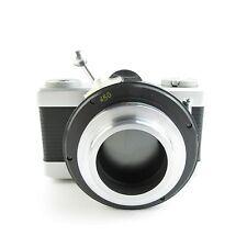Werra Mikroskop Kamera mit Adapter für Ringschwalbe