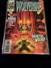 Wolverine #138 VF+ Condition (Wolverine vs Galactus) Marvel Comics 1999