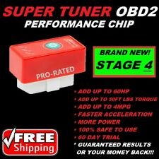 Performance Tuning Tuner Speed OBDII OBD2 OBD II 2 Chip Module for Dodge 1996-09