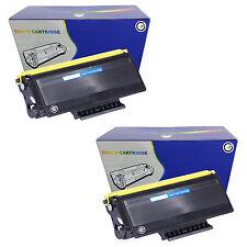 2 Black non-OEM TN6600 Toners for Brother HL-1430 HL-1440 HL-1450 MFC-9660