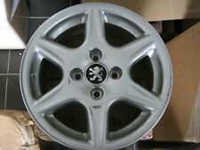 peugeot 406 alloy wheel - NEW - part number 9606AN