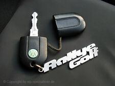 Rallye Golf  Keychain Key Chain Keyring VW G60 VR6 Emblem 16VG60 Syncro Ralley