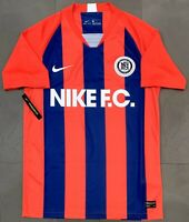 Authentic Nike FC 2018/19 Stadium Leisure/Training Jersey. BNWT, Size S.