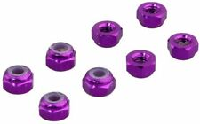 102048 HSP (02191) Nylon Nut 3mm For RC 1/10 Car Truck 02102 Upgrade Parts