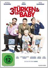 DVD * 3 TÜRKEN & EIN BABY # NEU OVP %