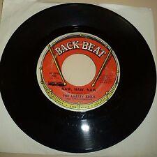 TEXAS GARAGE BAND 45 RPM RECORD - THE LIBERTY BELLS - BACK BEAT 800 - PROMO