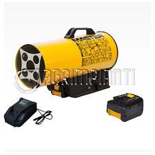 Generatore di aria calda a gas/gpl Master BLP 17 M DC - riscaldatore portatile