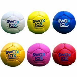 Original Swax Lax Lacrosse Training Ball! Shooting Passing Ballhandling Skill