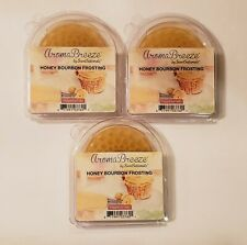 AromaBreeze By ScentSationals Fragrance Halo 3 Pack Honey Bourbon Frosting