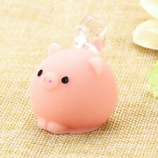 Soft Cartoon Pig Ball Squishy Squeeze Healing Fun Toy Relieve Anxiety Gift Kids