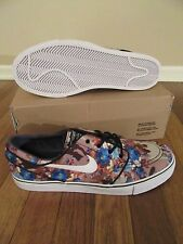 Nike Zoom Stefan Janoski PR Photo Blue Size 11.5 Multi Color Digi Floral Camo DS