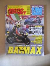 MOTOSPRINT n°26 1994 con Poster Team Aprilia   [MS13]