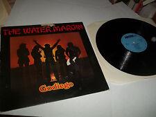 GODIEGO THE WATER MARGIN LP JAPAN ROCK RARE 1978 UK PRESSING SATRIL WB VG