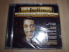 "Sammy Davis jr. ""Gold Collection"" CD, TOP + günstig!!!"