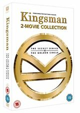Kingsman - 2-movie Collection [DVD]