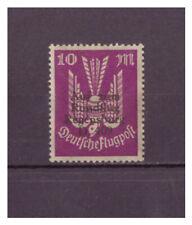 """Deutsches Reich, MiNr. 264 Vignette """"Auf zum Rundflug Regensburg D 409"""""""