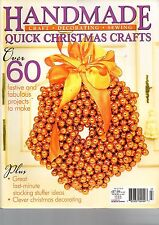 Handmade craft decorating sewing 60 projects Vol 22 no 9