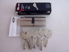 ABUS EC550 Türzylinder 45-45 Profilzylinder  Mit Anbohrschutz 8 Schlüssel Neu.