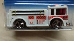Hot Wheels 2000 #145 Virtual Collection Fire Eater HW fire truck