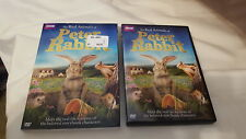The Real Animals Of Peter Rabbit DVD BBC includes 4 programs