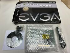 NVIDIA GEFORCE 6200 GRAPHICS CARD 512MB DDR2 AGP 8X, NEW BOXED