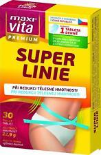Maxivita Premium Super Line medicine diet weight control loss 30 tablets NEW