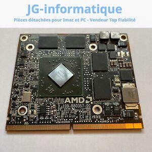 HD 4670 256mb carte vidéo graphique APPLE iMac 2009 2010 A1312 A1311 AMD ATI 27