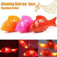 Elektrische leuchtende Fische Bad Spielzeug Roboter Kinder Geschenk Wasser Aquar