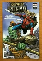 WAR OF REALMS SPIDER-MAN & LEAGUE OF REALMS #2 (OF 3) NICO LEON VARIANT VF+/NM