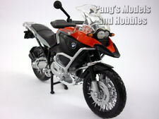 BMW R1200GS (R-1200GS) 1/12 Scale Diecast Metal Model Motorcycle by Maisto