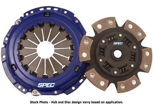 SPEC Stage 3 Single Disc Clutch Kit for 96-02 Chevy Camaro 3.8L SC823