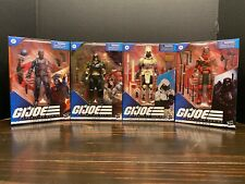 G.I. Joe Classified Cobra Infantry, Zartan, Arctic Storm Shadow, & Red Ninja Lot