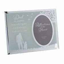 Dad Sentiment - Look up To You photo frame gift FG516D