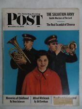 Saturday Evening Post Magazine   December 15,1962  Larry Fried  VINTAGE ADS