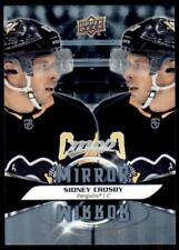 2020-21 UD MVP Mirror Mirror #MM-4 Sidney Crosby - Pittsburgh Penguins