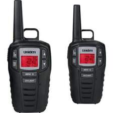 Uniden SX237-2CK  23-Mile 2-Way FRS/GMRS Radios