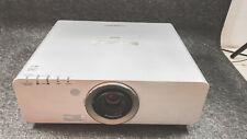 Panasonic PT-D6000 ES DLP Konferenz-Projektor Beamer XGA ink. Fernbedienung