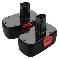 2-Replace for Craftsman 19.2V Battery 3.0AH C3 Diehard 130279005 130279003 11541