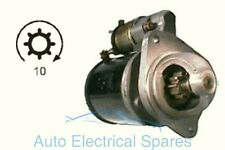 Starter Motor replaces Lucas LRS106 for JCB 3CX LEYLAND 255 262 272 285 tractor