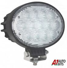 Powerful 65w Led 6.3'' Oval Led Work Light 12-24v Lamp For Lorry Trailer Cab