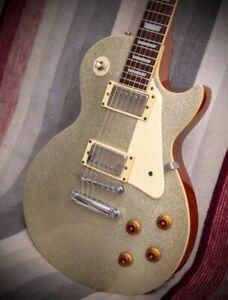 Epiphone Les Paul Sparkle Guitar - Limited Edition 1997 RARE