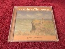 A Little Night Music Ultimate Mozart Collection #8 Piano Concertos NEW CD