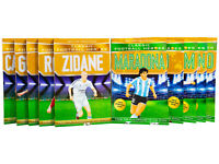 Classic Football Heroes Legend Series Collection 10 Books Set brand new
