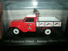 1:43 Ixo Altaya Südamerika Serie IAME Rastrojero Diesel Amargo Obrero 1962 VP