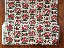 MODA FABRIC by the YARD Fa-la-la-la-la FRENCH GENERAL OOP  CHRISTMAS 100% Cotton