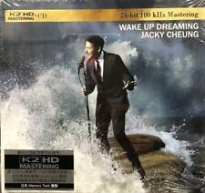 JACKY CHEUNG - 張學友 WAKE UP DREAMING   (K2HD) CD MADE IN JAPAN