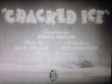 Cracked Ice 1938 Vintage 16mm Merrie Melodies B&W Cartoon