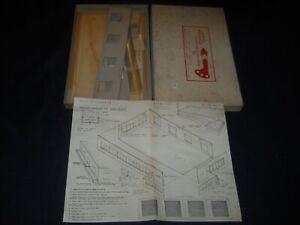TT Scale Jewel Models Basic Modern Passenger Station Kit